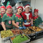 Thank you to our amazing catering team for a fantastic Christmas feast today. @longacre_school @chandco #christmasdinner #schooldinners #prepschool #prepschoolguildford #prepschoolsurrey #LongacreLife
