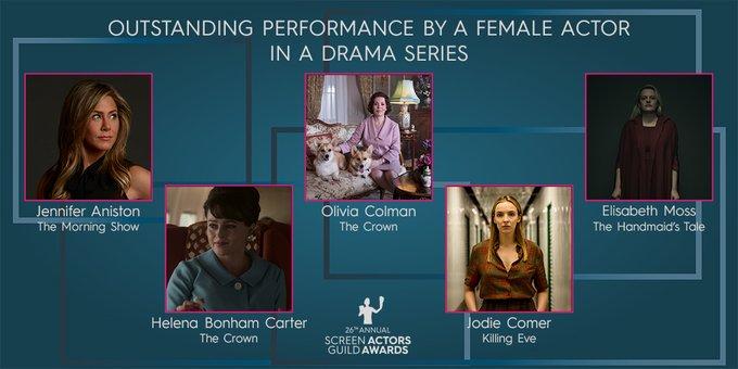 Screen Actors Guild Awards - Page 12 ELg8RH3UEAAt3Ex