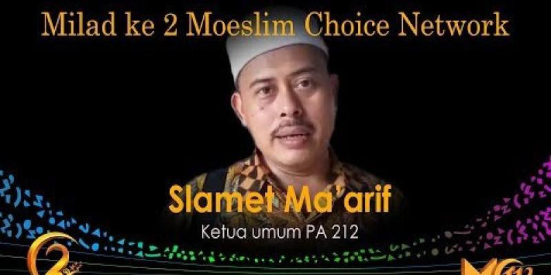 slamet-maarif:-milad-ke-2-moeslim-choice-network http://moeslimchoice.tv/read/2019/12/11/1051/slamet-maarif:-milad-ke-2-moeslim-choice-network?utm_source=dlvr.it&utm_medium=twitter… #POLITIKISLAM pic.twitter.com/PQrwSh41mH
