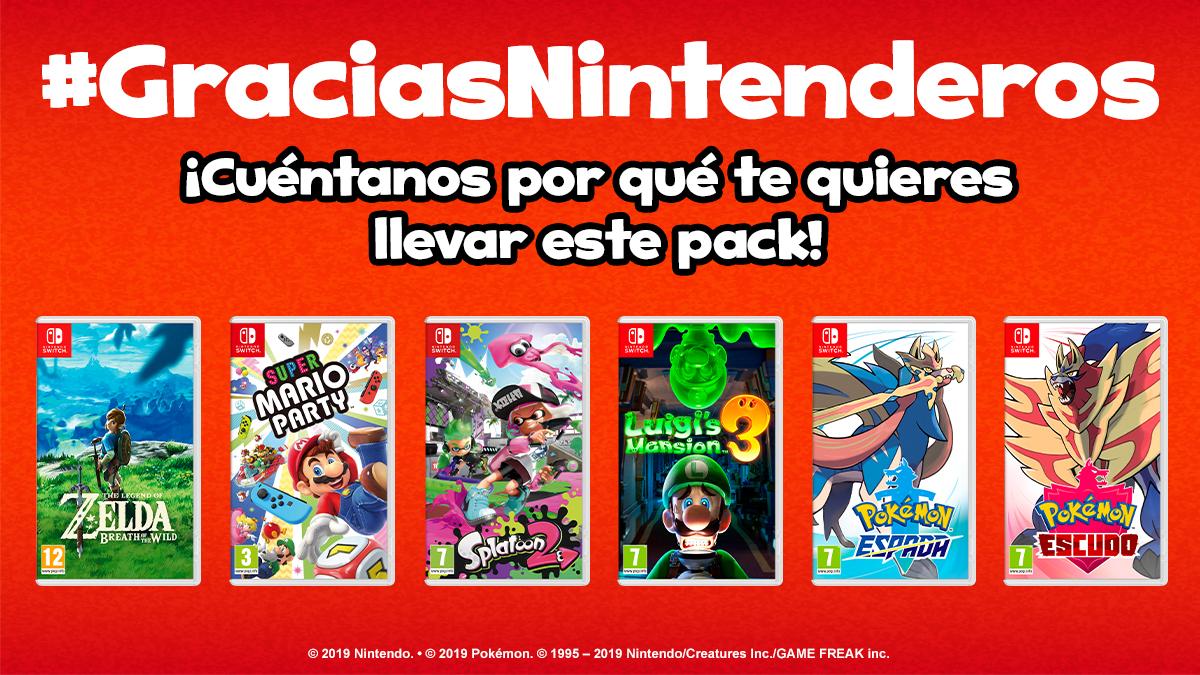 @NintendoES's photo on #graciasnintenderos
