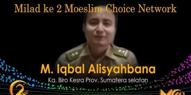m-iqbal-alisyahbana:-milad-ke-2-moeslim-choice-network http://moeslimchoice.tv/read/2019/12/11/1048/m-iqbal-alisyahbana:-milad-ke-2-moeslim-choice-network?utm_source=dlvr.it&utm_medium=twitter… #POLITIKISLAM pic.twitter.com/55cVHcjkgP