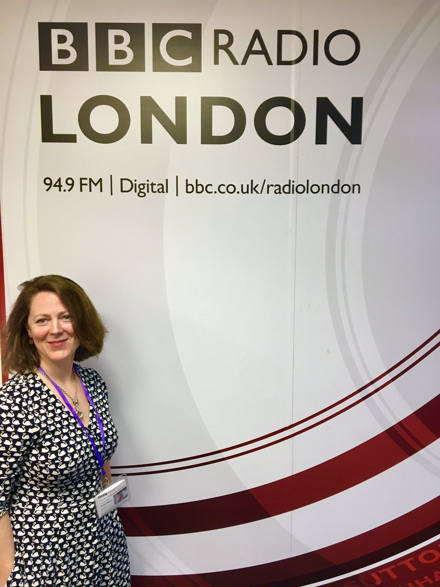 @Londonist @BBCRadioLondon On at 11.30! Currently waiting sipping my coffee