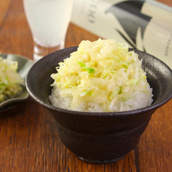 【旨だし白菜ナムル】ご飯も日本酒も進む レンジで簡単に作れます