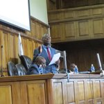 Image for the Tweet beginning: HTESTD Minister, Prof Amon Murwira