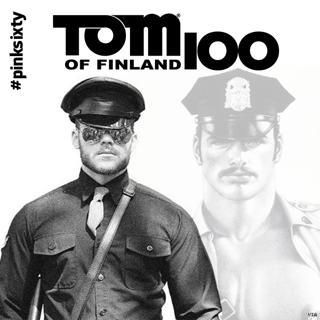 2020 is the centenary year of the birth of #TomofFinland and the foundation that honours his legacy has several projects on the go.  On Friday they release the first in a series of adult films, developed from his drawings and there will be new publications. <br>http://pic.twitter.com/W4hlVpSqLx