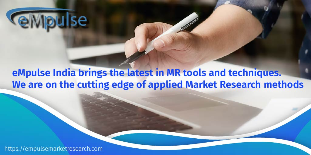 eMpulse India brings the latest in MR tools and techniques. We are on the cutting edge of applied Market Research methods.Visit for more information: http://empulsemarketresearch.com Contact on : +91 6364396848#empulse #marketresearch #MR #tools #empulsesurvey #technology