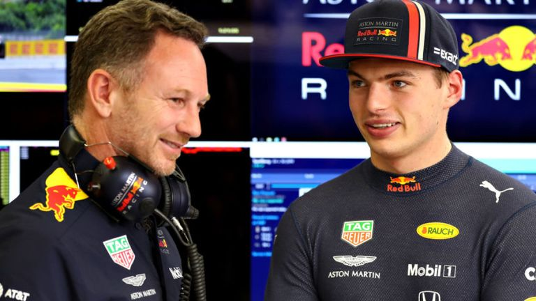 Red Bull are confident a very happy Max Verstappen will sign a new deal despite links to Mercedes and a potential F1 2021 driver merry-go-round Its down to us to give him a competitive car next year. skysports.com/f1/news/31381/… #SkyF1