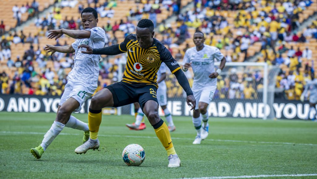 Fixture Change! Please note that Amakhosi will now play Masandawana on Wednesday the 15th of April 2020 and no longer on the 1st of February 2020. Kick-off at FNB Stadium will now be at 19h30. #AbsaPrem #Amakhosi4Life