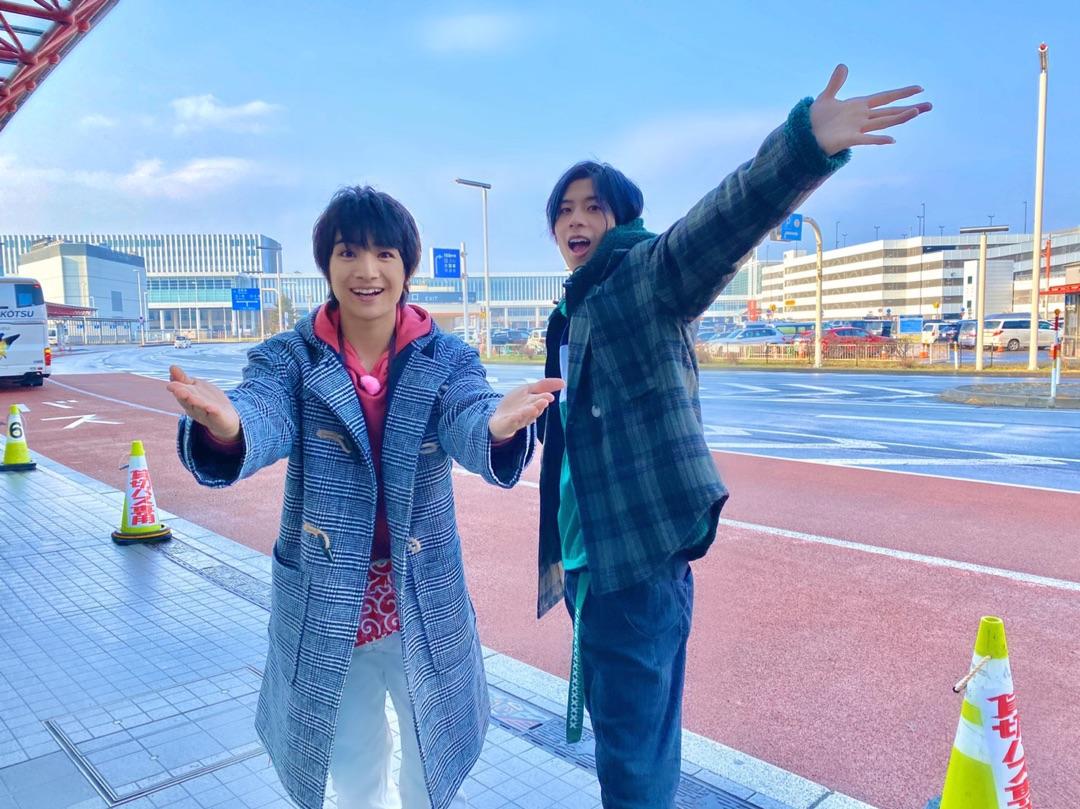 満喫北海道:-)Y.Masato ー アメブロを更新しました#BOYSANDMEN