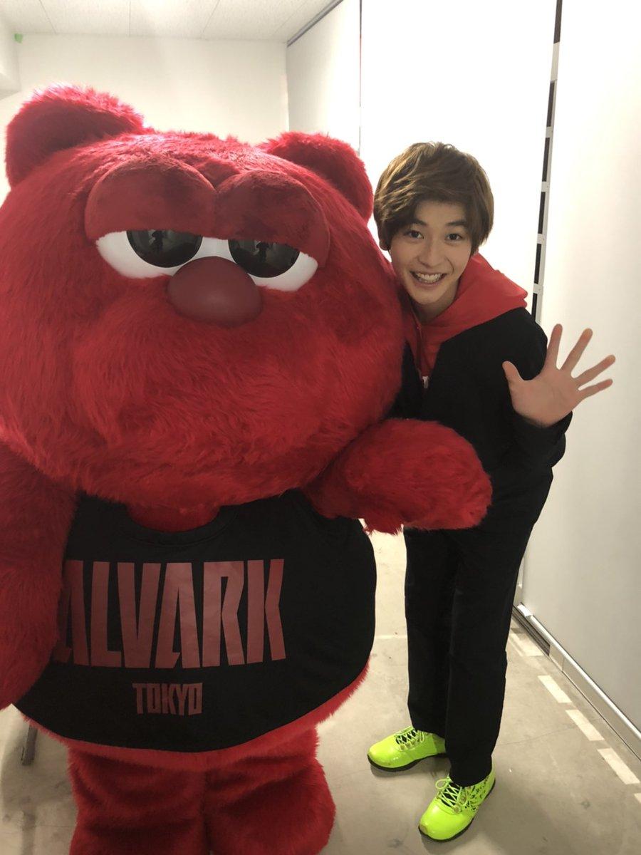 今日はアルバルク東京さんの試合で映画の告知をさせて頂きましたっ!いよいよ #令ジェネ 12/21に公開です!皆さんお楽しみに😳