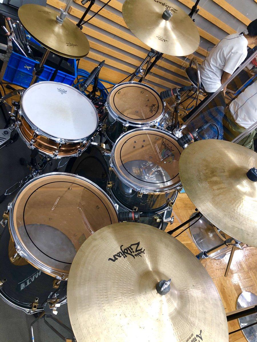 #FNS歌謡祭#堂本剛FUNK同好会いまだ空席のドラム!スポンジじゃ音に迫力がないな…😭