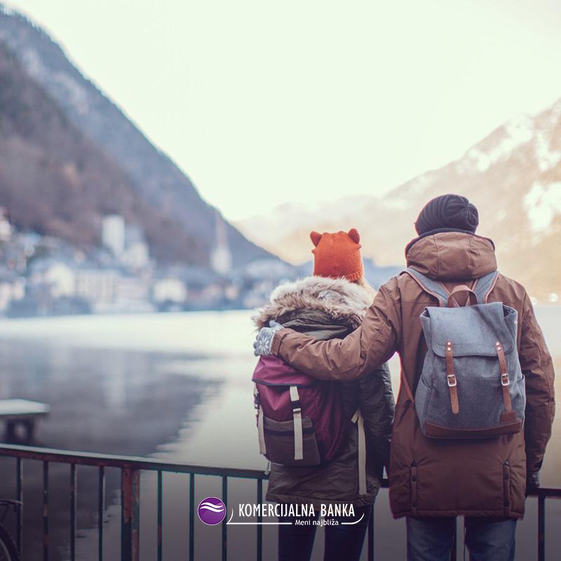 Putuj i ne brini za plaćanje. Sve što je važno je već sa tobom - http://bit.ly/KombankVisaClassic… 💳☺️