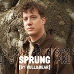 Image for the Tweet beginning: SPRUNG by @pullandbear's postbag overflows