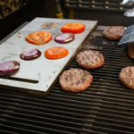Great demonstration on Monday showing a client how to use our hickory grills to make juicy delicious burgers!  #Burgers #Delicious #Tasty #Meat #Burger #Hickory #CommercialKitchens #CommercialBBQ #Restaurants #Smokehouse