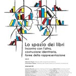 "Image for the Tweet beginning: ""Lo spazio della biblioteca e"