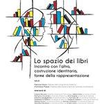 """Image for the Tweet beginning: """"Lo spazio della biblioteca e"""