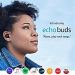 Image for the Tweet beginning: Introducing Echo Buds | Wireless
