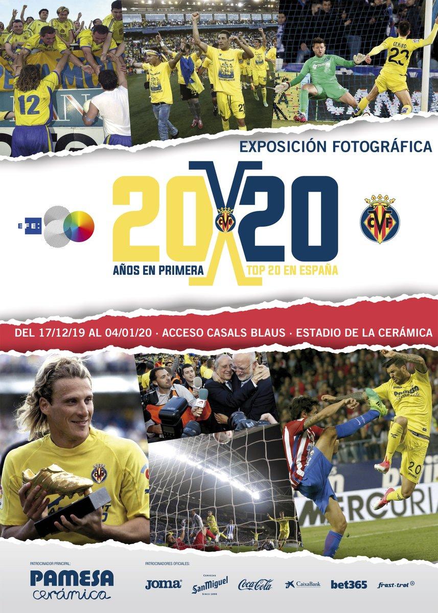 Villarreal CF @VillarrealCF
