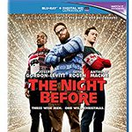 Image for the Tweet beginning: The Night Before [2015] [Region