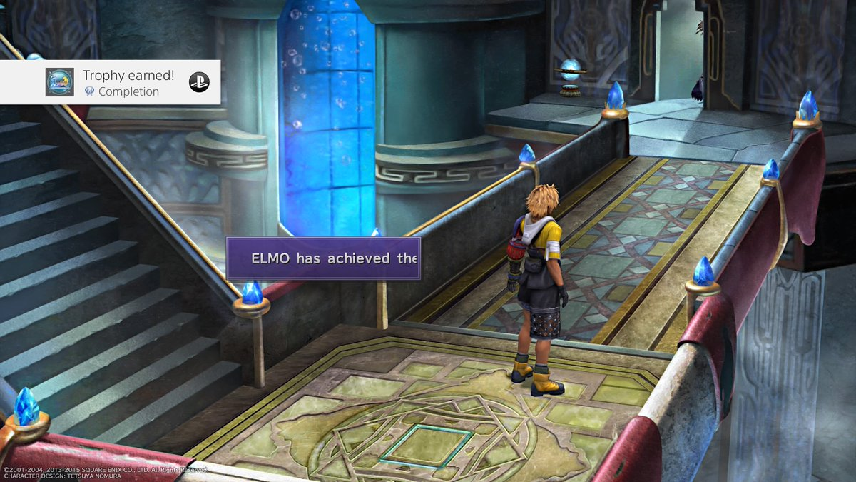 FINAL FANTASY X HD RemasterCompletion (Platinum)Obtain all available trophies #PS4share https://store.playstation.com/#!/en-ca/tid=CUSA01244_00…