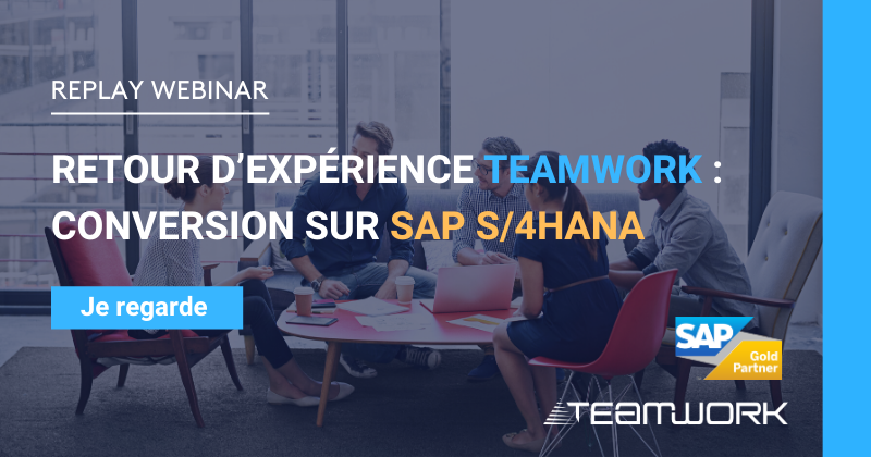 Image for the Tweet beginning: ▶ Replay webinar Découvrez comment TeamWork,