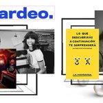 Image for the Tweet beginning: 🍸Hoy en #Tardeo @andreagumes y