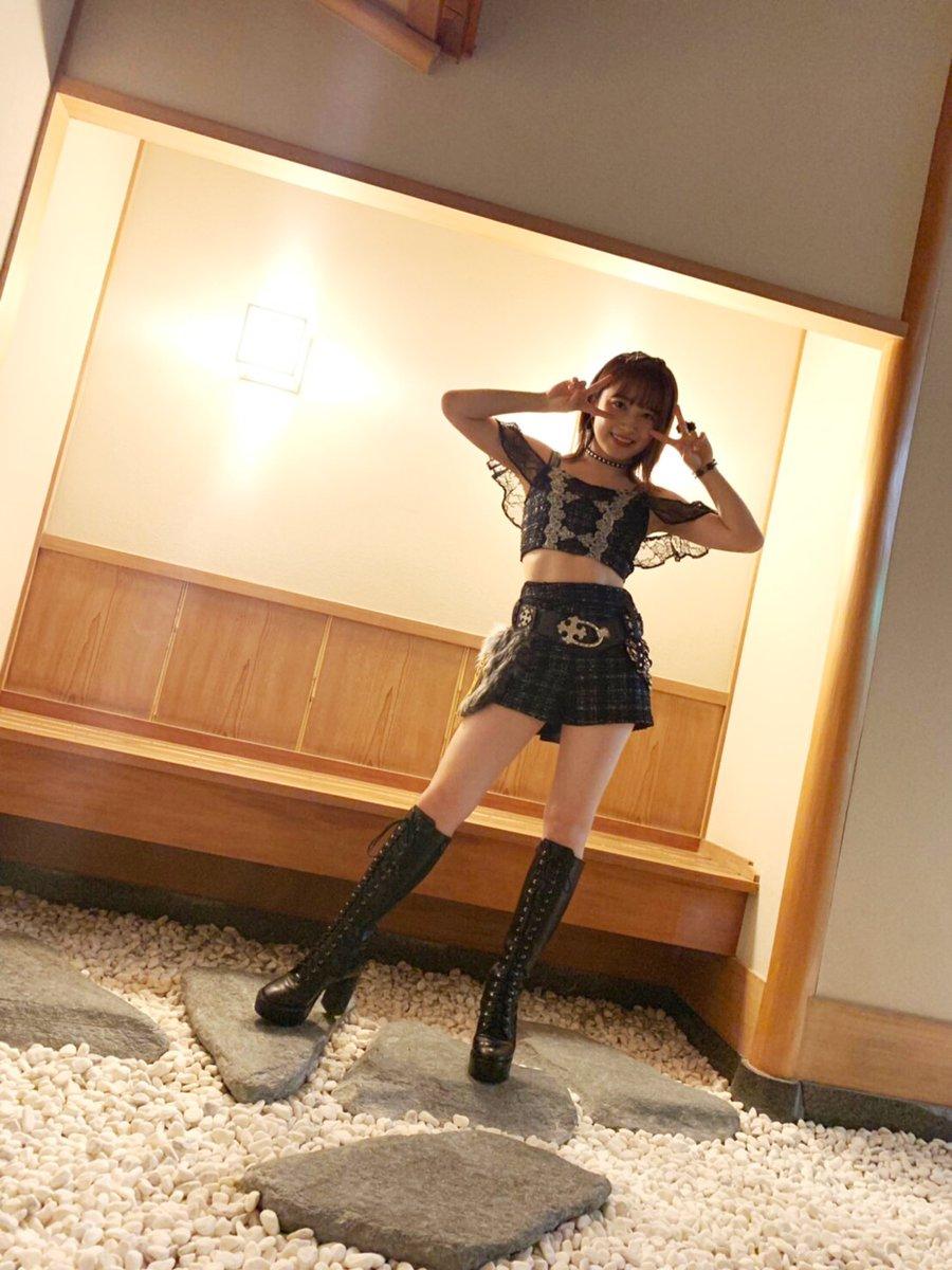 【13期14期 Blog】 『ショートパンツ派。』森戸知沙希: やっぽー森戸知沙希ですモーニング娘。'19…  #morningmusume19