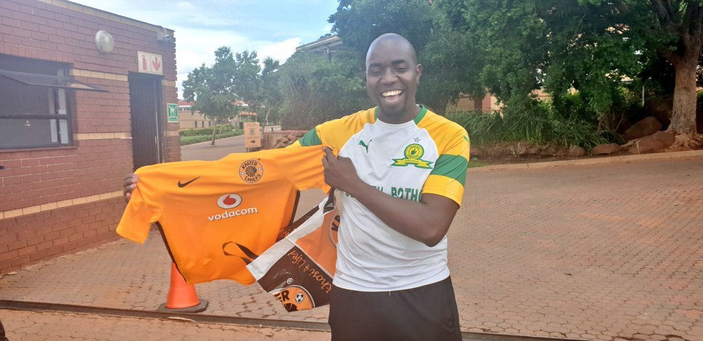 Thank you for buying. Will send some forms to you shortly #Amakhosi4Life