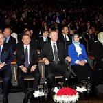 Image for the Tweet beginning: Cumhurbaşkanımız Sn. @RTErdogan'ın teşrifleriyle, Uluslararası