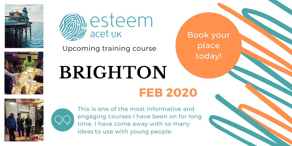 If you are looking to deliver quality RSE to young people then our courses could be for you! Book your place today on our course in Brighton with the option to complete with an OCN accreditation - http://ow.ly/lpKy50xjFbh  @DailyBrighton @whatsonbrighton #brightonhour #RSEpic.twitter.com/NNwuObrb54