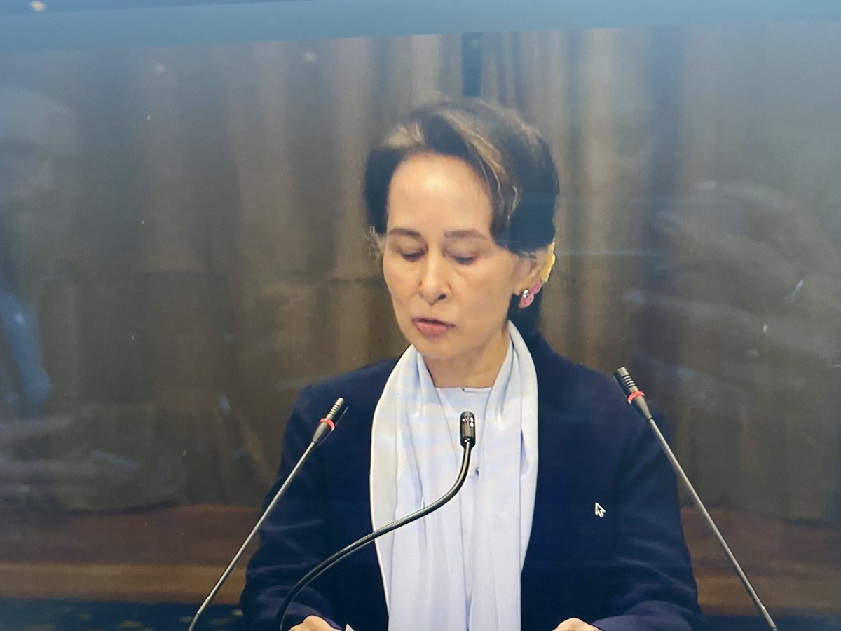 ICJ speech: Suu Kyi fails to use 'Rohingya' to describe minority