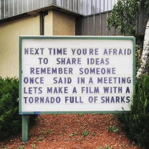 Be creative and fearless... Ya never know  #WednesdayMotivation <br>http://pic.twitter.com/bSFeGaWX4X
