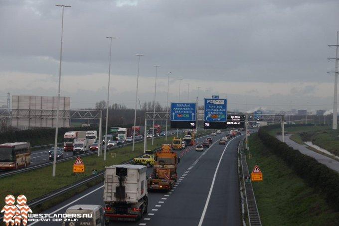 Twee ongelukken op de A4 tijdens ochtendspits https://t.co/45cZI5psWa https://t.co/pB58RjNrwN