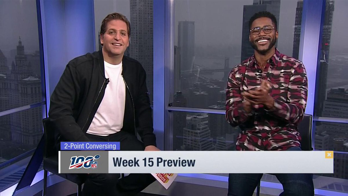Whos the team to beat in the AFC South? @nateburleson & @PSchrags dont agree on this one. #WeAreTexans or #Titans