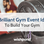 Time to take a more creative approach to attract new customers to your gym. We found 13 brilliant gym event ideas that are sure to build your gym. Click here to read: https://t.co/tT300aetcp