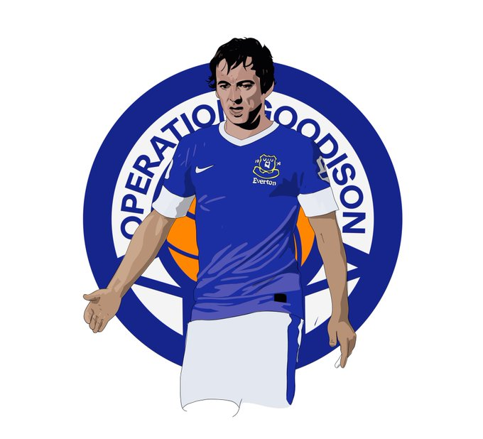 Happy Birthday Leighton Baines, best full back I ve seen in an Everton shirt