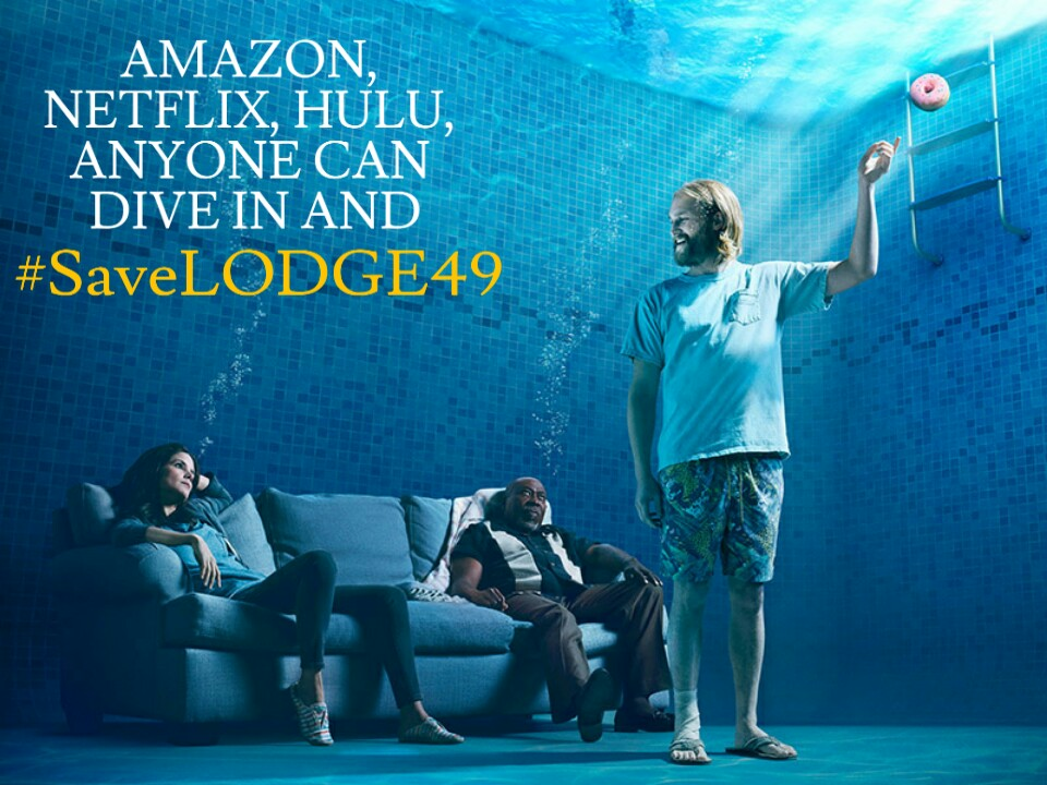 #SaveLodge49 Still desperately seeking a new place to call home 🏠 #Lodge49