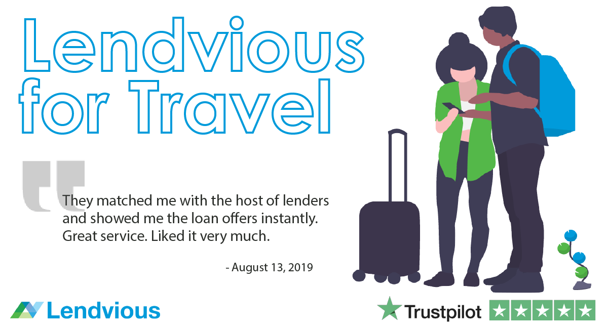 Have you ever put off a trip because of the price tag? Well, your trip of a lifetime could happen sooner than you think! See if a vacation loan through Lendvious is right for you. #personalloan #unsecuredloan #loans #onlinelending #alternativelenders #personalfinance #travelloan