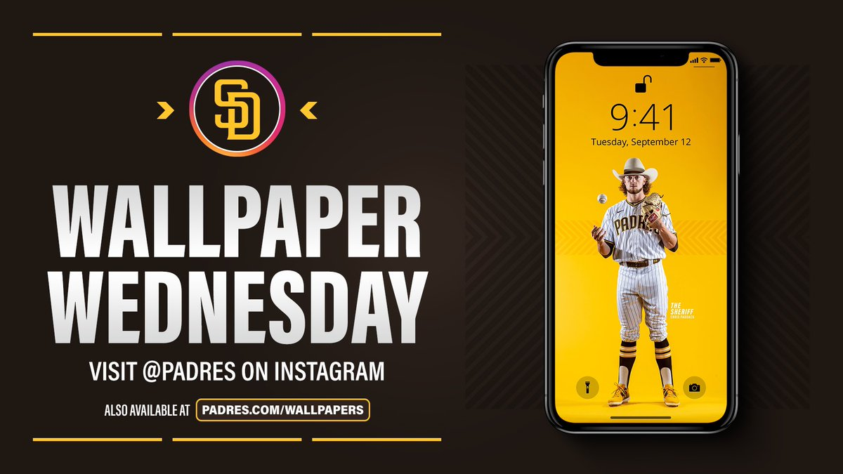 San Diego Padres On Twitter The Sheriff S Here To Lock Up Your