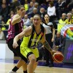Image for the Tweet beginning: FIBA Kadınlar Avrupa Ligi'nde mücadele