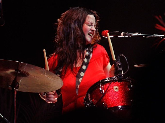 Belated happy birthday to my future ex-wife, Meg White