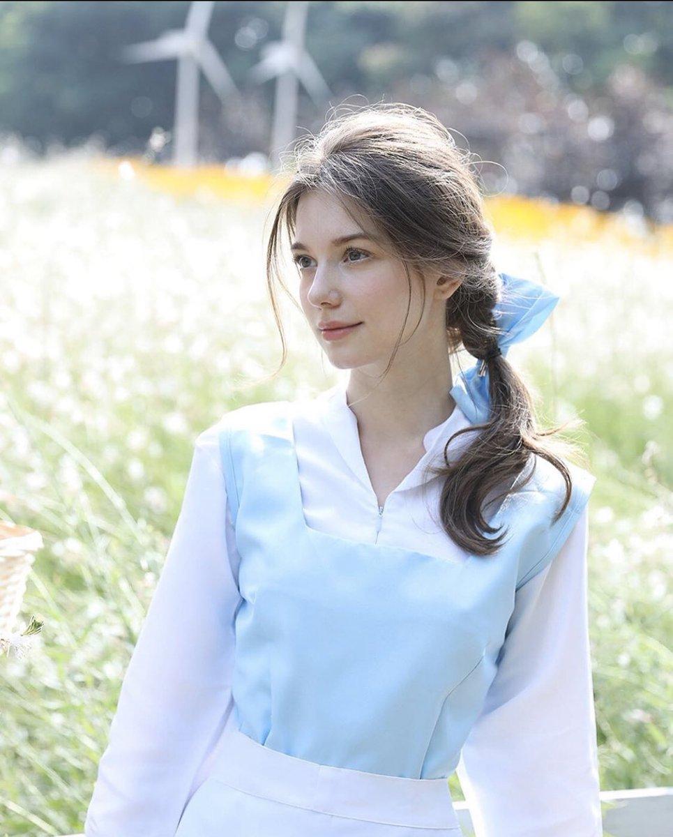 美人 ベラルーシ