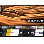Image for the Tweet beginning: LG 43 Inch UHD 4K