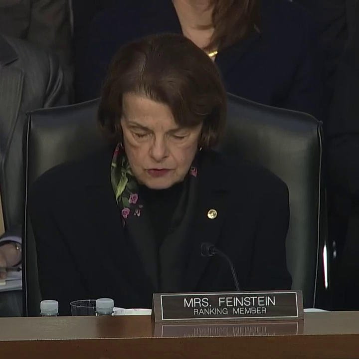 Sen. Dianne Feinstein says IG report conclusively refutes claims of political motivation by Pres. Trump, Attorney General Barr. There is no Deep State. Simply put, the FBI investigation was motivated by facts, not bias.abcn.ws/2RCLktc
