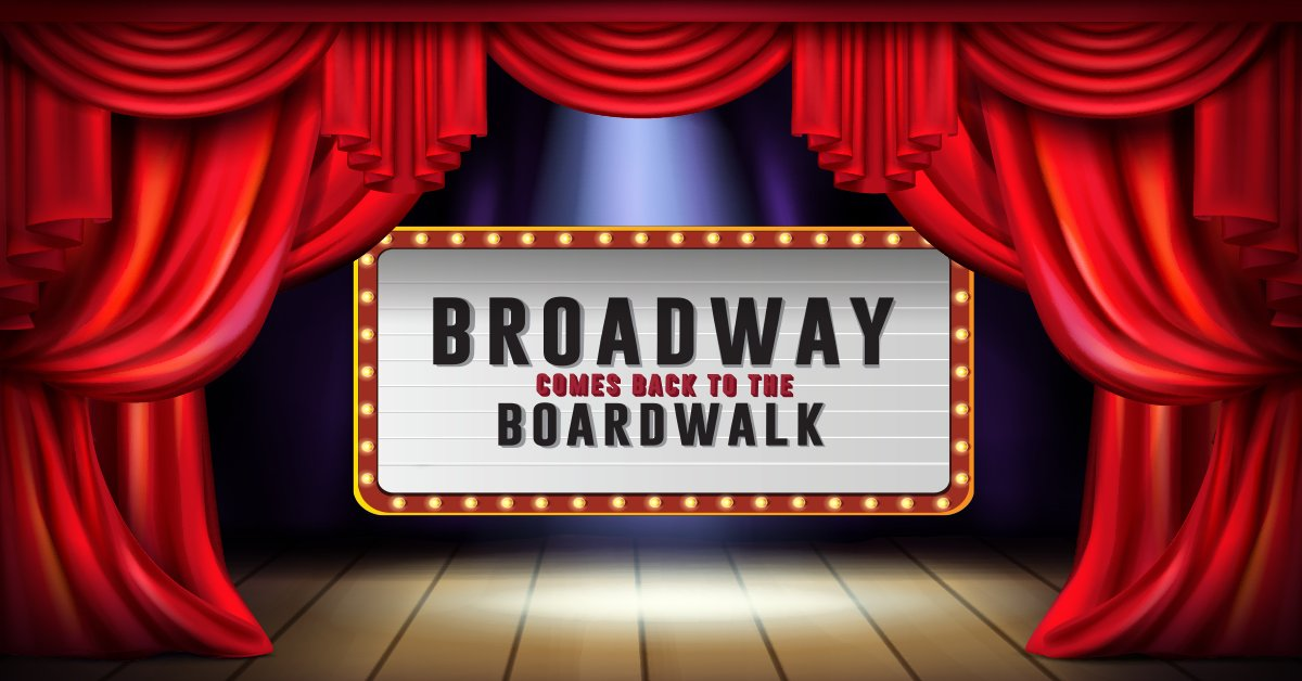 Broadway is back on the boardwalk and the presale starts now! We are featuring three fan-favorite Broadway shows beginning with Jim Steinman's Bat Out of Hell, the return of the award-winning hit musical Jersey Boys; and Chicago. https://www.ticketmaster.com/promo/rv3zuj   Presale code is HROCKB.