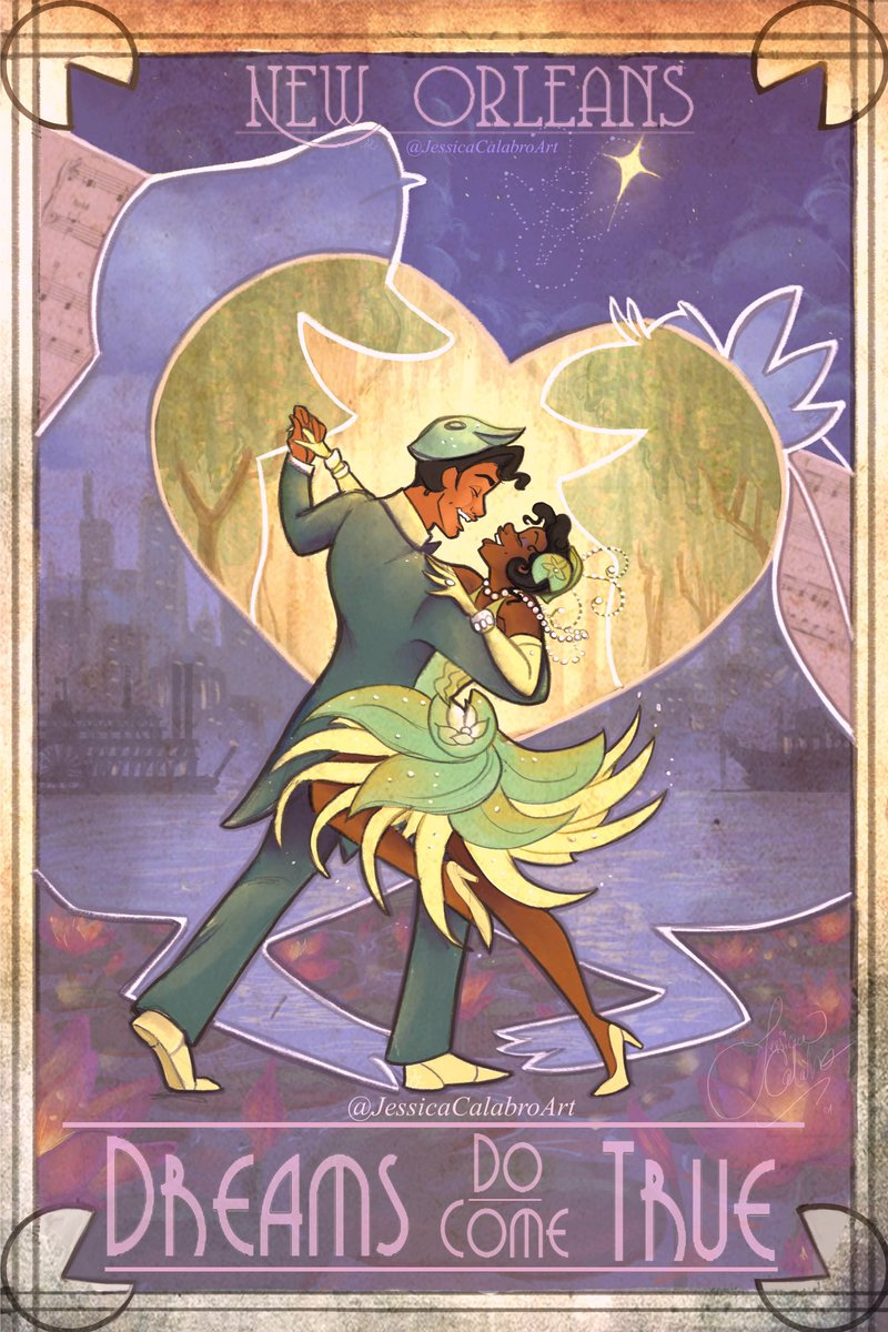 Dreams Do Come True in New Orleans ~Happy 10th Anniversary Princess and the Frog! #WednesdayMotivation @AnikaNoniRose @patfzine<br>http://pic.twitter.com/DfXCGdBEil