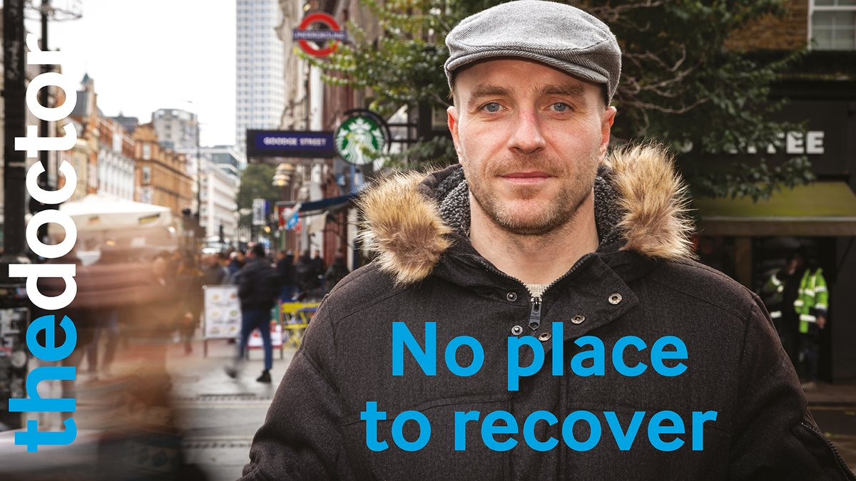 Today @TheDrMagazine @TheBMA publishes our latest investigation 'No place to recover' into homelessness and homeless health – showing a rapid rise in demand on the NHS from homeless patients: bma.org.uk/news/2019/dece…