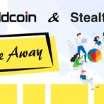 Image for the Tweet beginning: StealthEX in collab with Reddcoin