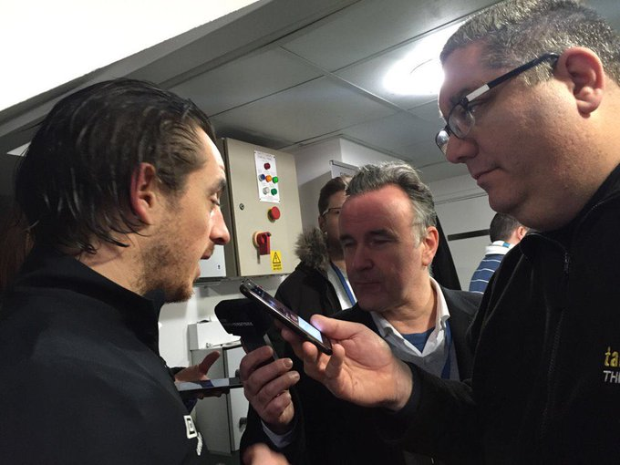 Happy 35th Birthday defender Leighton Baines have a great day my friend