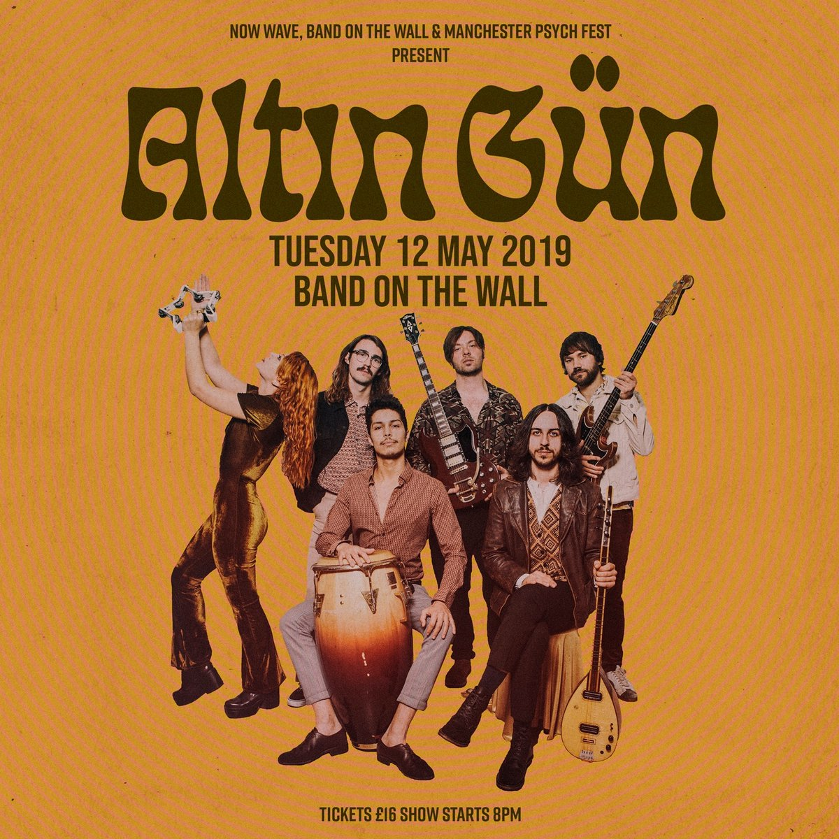 MASSIVE NEW SHOW. @altingunband LIVE AT @bandonthewall IN MAY. TICKETS ON SALE TOMORROW.